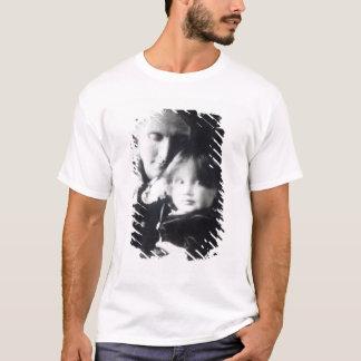 T-shirt La Virginie Woolf, avec sa mère Julia, 1884