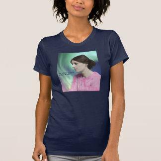 T-shirt La Virginie Woolf est mon animal d'esprit
