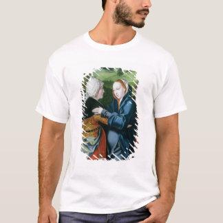 T-shirt La visite