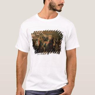 T-shirt La visite d'un sorcier à un mariage rural