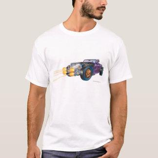 T-shirt La voiture 2 de deux visages