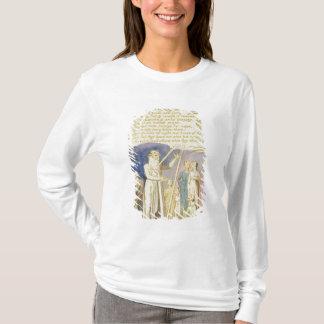 """T-shirt """"La voix du barde antique"""", plaquent 31 de 'ainsi"""
