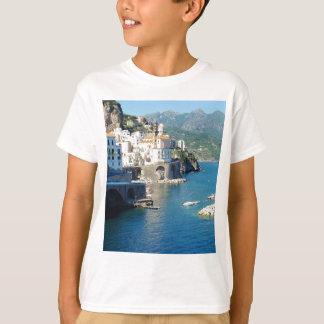 T-shirt La vue d'Amalfi