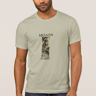 T-shirt labe de molon !