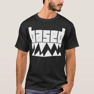 T-shirt LABORATOIRE BASÉ mangeant des frappeurs vivants