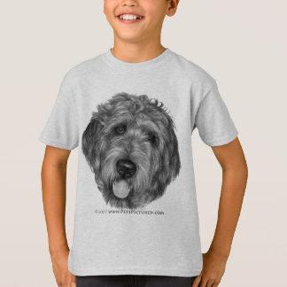 T-shirt Labradoodle