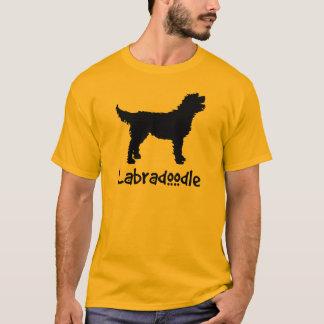T-shirt Labradoodle avec le texte frais