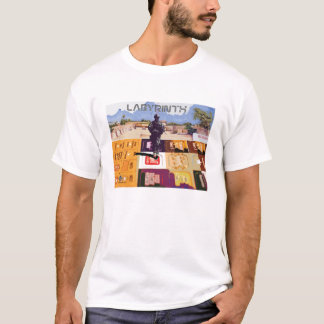 T-shirt Labyrinthe