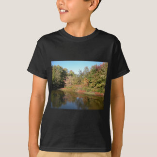 T-shirt Lac autumn