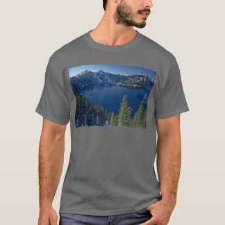 T-shirt Lac crater