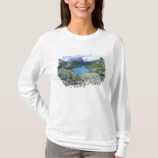 T-shirt Lac O'Hara, Yoho NP, AVANT JÉSUS CHRIST, le Canada