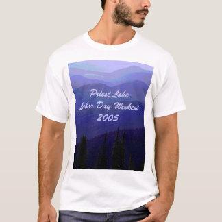 T-shirt Lac priest