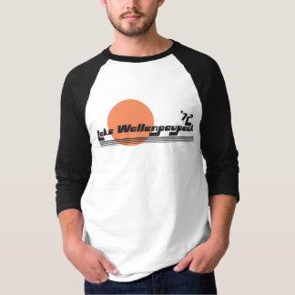 T-shirt Lac Wallenpaupack 3/4 chemise de douille