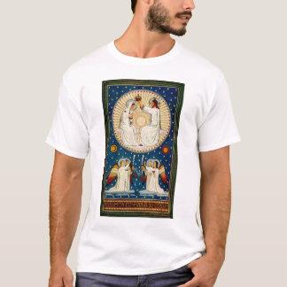 T-shirt L'acceptation et le couronnement du Virgi béni
