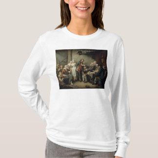 T-shirt L'accord de village, 1761