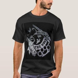 T-shirt l'accueil au capot, 1. 8. 7   à moi ceci est…