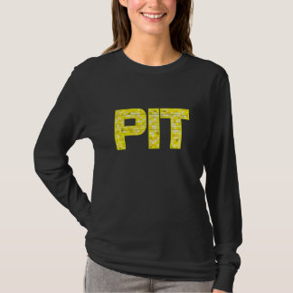T-shirt Ladies Pittsburgh Bling Tile Company