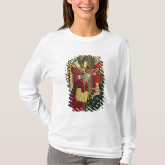 T-shirt L'adoration des Magi, de l'autel de dôme