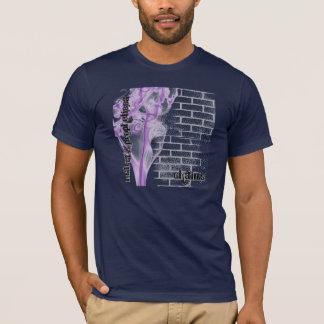 T-shirt L'adulte de marine enchaîne la chemise