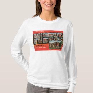 T-shirt Lafayette, Indiana - université de Purdue