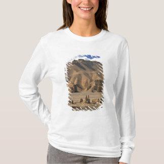 T-shirt L'Afghanistan, vallée de Bamian. De terre antique