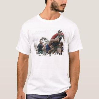 T-shirt L'Afrique du Sud, Cape Town, club faux de rugby de