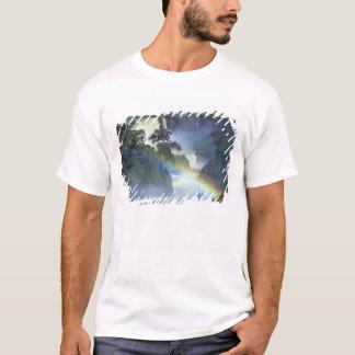 T-shirt L'Afrique, Ethiopie, le Nil bleu, cataracte