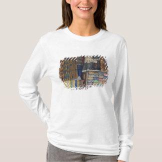 T-shirt L'Afrique, Ghana, Accra. Textile et travail manuel