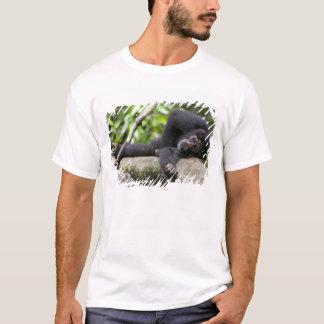 T-shirt L'Afrique, Ouganda, réservation de forêt de