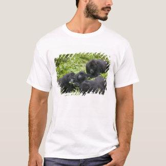 T-shirt L'Afrique, Ouganda, ressortissant impénétrable 7