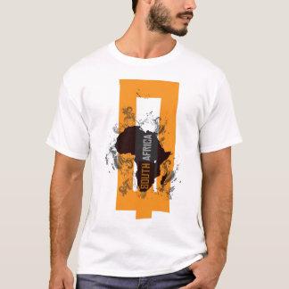 T-shirt L'Afrique pour l'Afrique par Dssengendo - Afrique