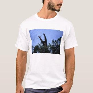 T-shirt L'Afrique, Tanzanie, scintillement atteint pour