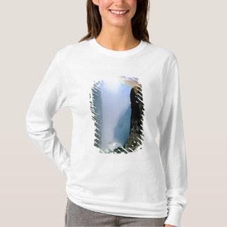 T-shirt L'Afrique, Zambie, parc national des chutes