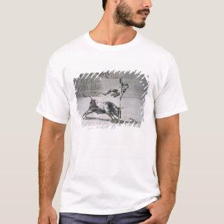 T-shirt L'agilité et l'audace de Juanito Apinani dans