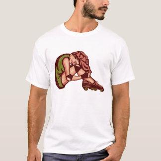T-shirt l'agonie de la défaite