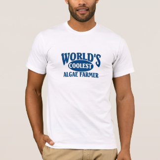 T-shirt L'agriculteur d'algues le plus frais