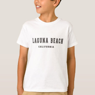 T-shirt Laguna Beach la Californie