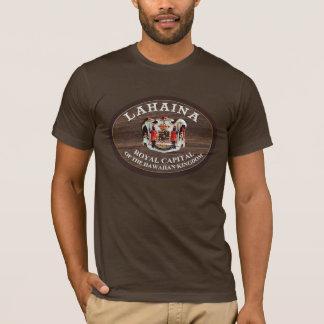 T-shirt Lahaina - capitale royale du royaume hawaïen