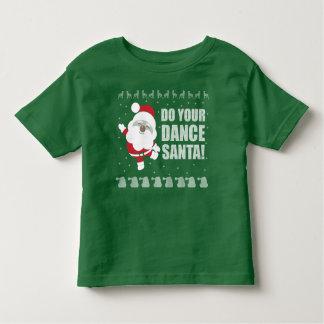 T-shirt laid de Noël