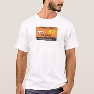 T-shirt Laiss de zombi