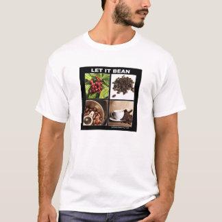 T-shirt laissé l'haricot