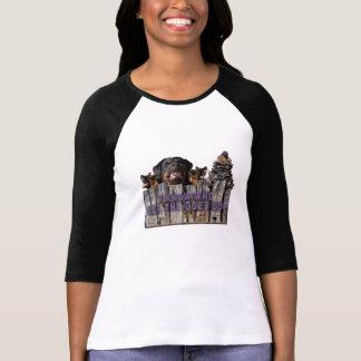 T-shirt Laissez les chiens !