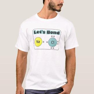 T-shirt Laissez-nous en esclavage !