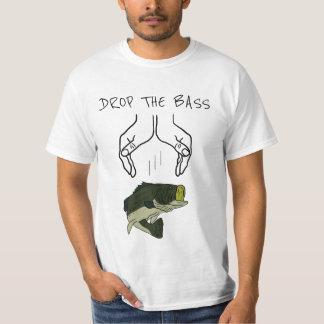 T-shirt Laissez tomber la basse