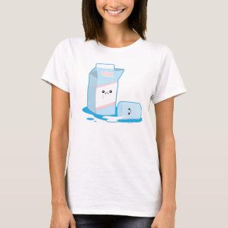 T-shirt Lait renversé