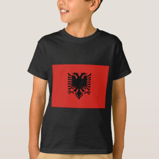 T-shirt L'Albanie
