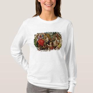 T-shirt L'alimentation de cinq mille