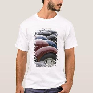 T-shirt L'Allemagne, Bavière-Bavière, Munich. Voiture de