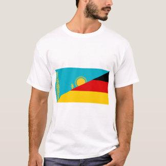 T-shirt L'Allemagne et le Kazakhstan, Kazakstan