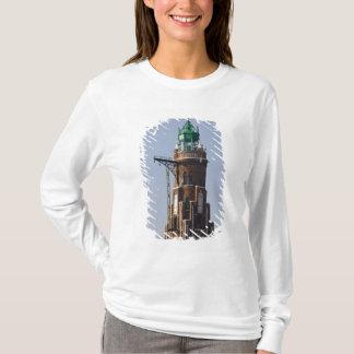 T-shirt L'Allemagne, état de Brême, Bremerhaven. Port